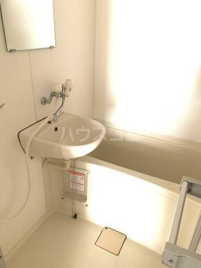 プラスアップ 102号室の風呂