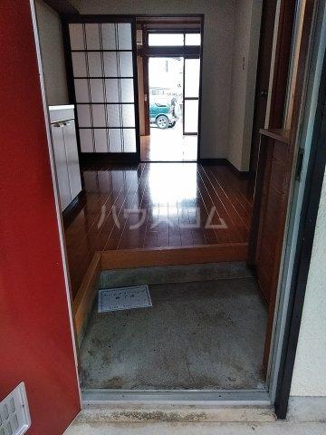 五十嵐第2ハイツ 102号室の玄関