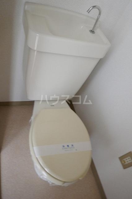 パステルⅠ 101号室のトイレ