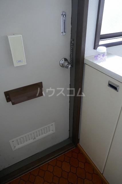 パステルⅠ 101号室の玄関