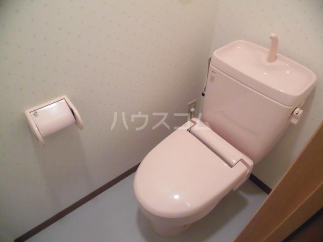 グランヒル7 507号室のトイレ