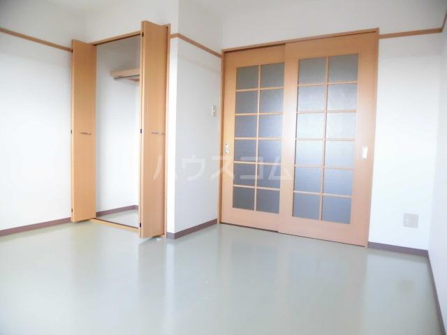 グランヒル7 507号室のベッドルーム