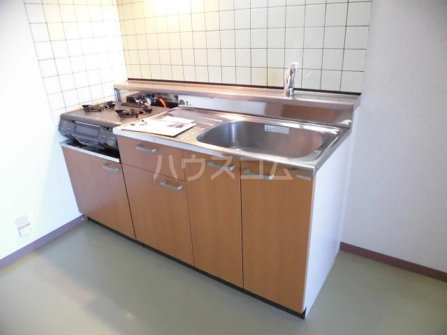 グランヒル7 507号室のキッチン