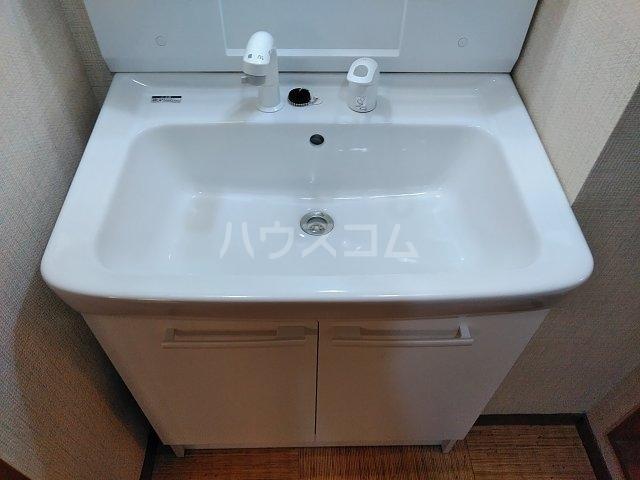 サンハイツ浦和2番館 205号室の洗面所