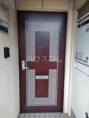 サンハイツ浦和2番館 205号室の玄関