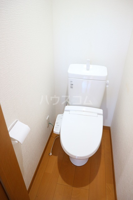 Villetta South 105号室の洗面所