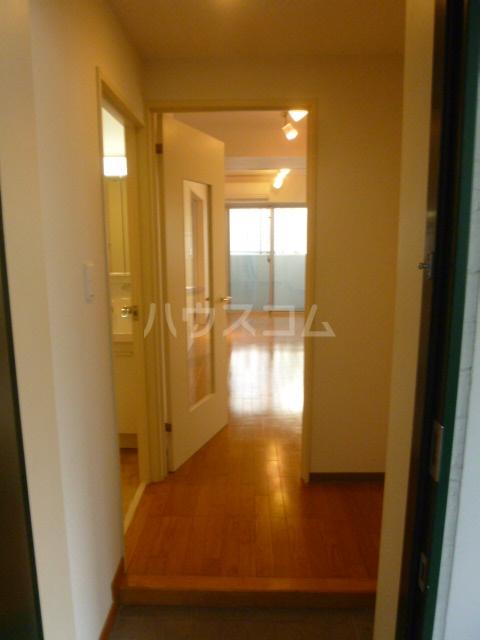 フェリークス院内 101号室の玄関