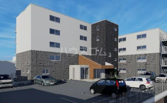 レナトゥス松城 205号室の外観