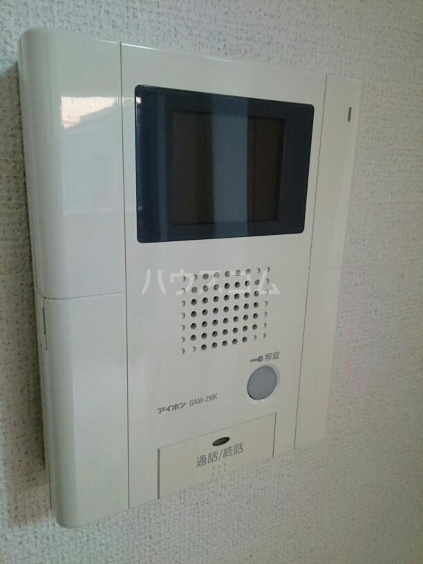 シャポー・ドゥ・パイユ 03020号室のセキュリティ