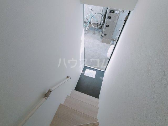 「ピッコロッカ 新小岩」 3-B号室の玄関