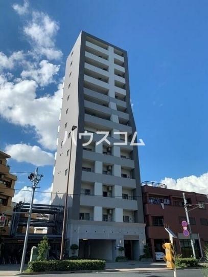 CITY SPIRE平井の外観