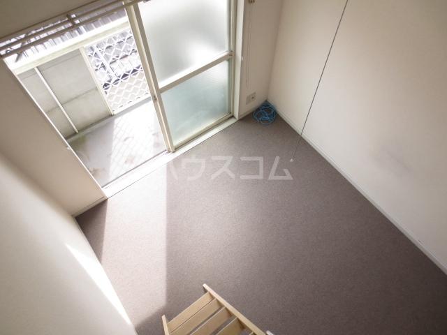 サクラハイツ 104号室のベッドルーム