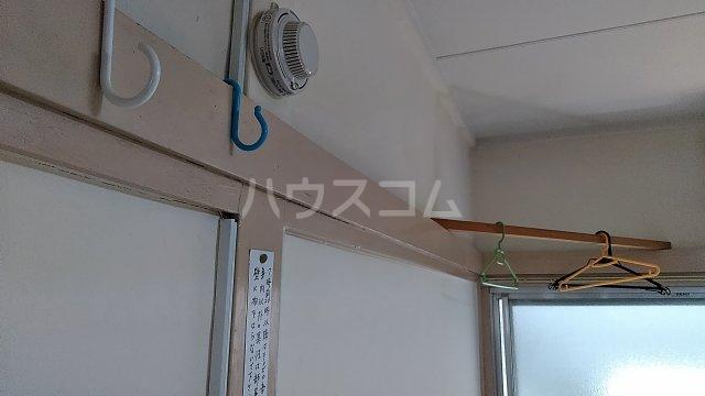 豊コーポ 1号室のセキュリティ
