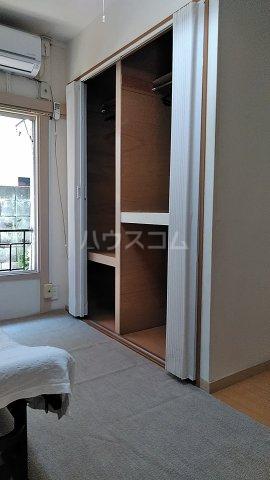 豊コーポ 1号室の居室