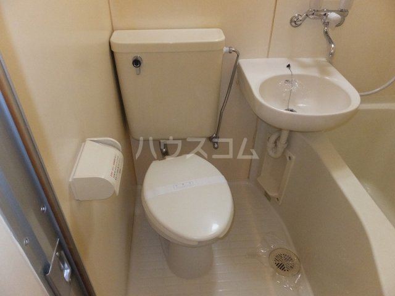 エクセレント21石神井公園 202号室の洗面所