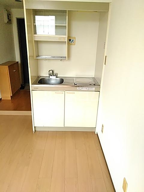 目白ガーデン 307号室のキッチン