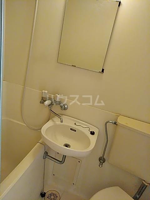 目白ガーデン 307号室の洗面所