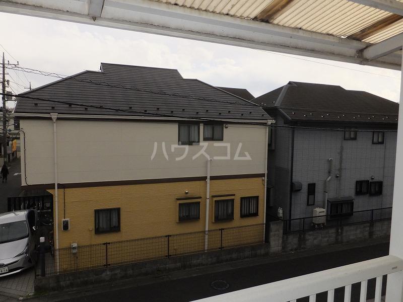 石井コーポ(大泉) 201号室の景色