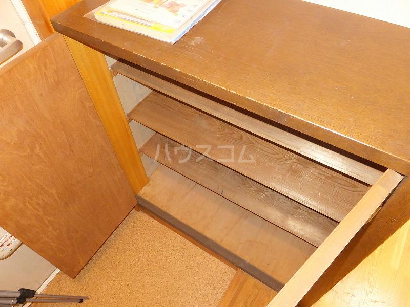 石井コーポ(大泉) 201号室の設備
