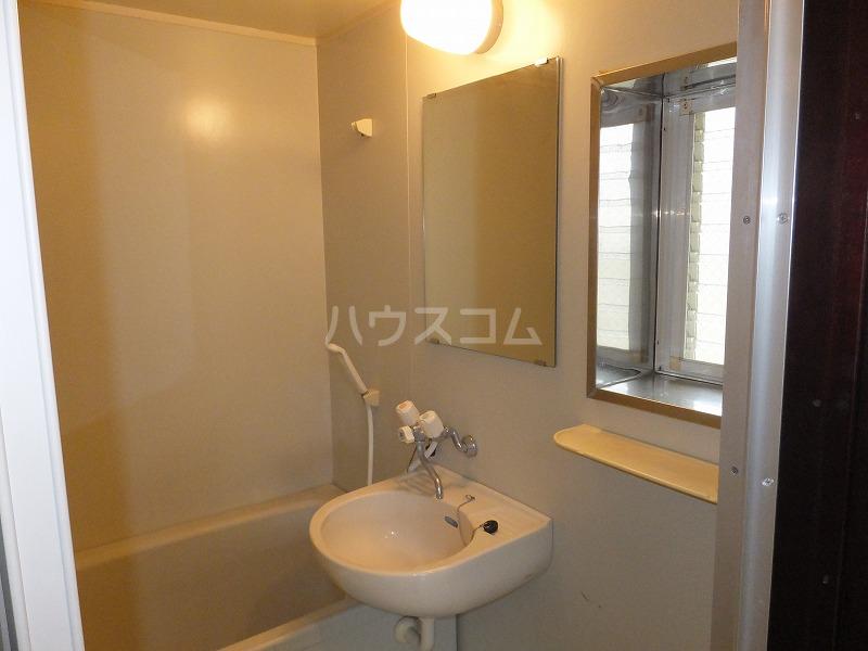 石井コーポ(大泉) 201号室の洗面所