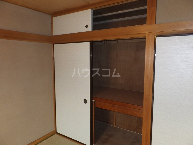 石井コーポ(大泉) 201号室の収納
