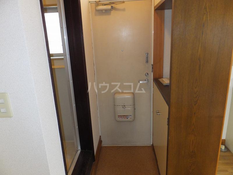 石井コーポ(大泉) 201号室の玄関