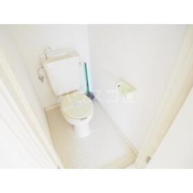 大熊ハイツ 101号室のトイレ