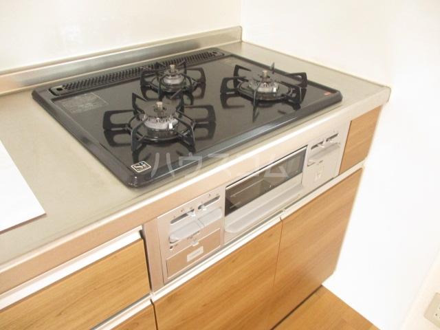 サニーコーポ・ハセベ 103号室のキッチン
