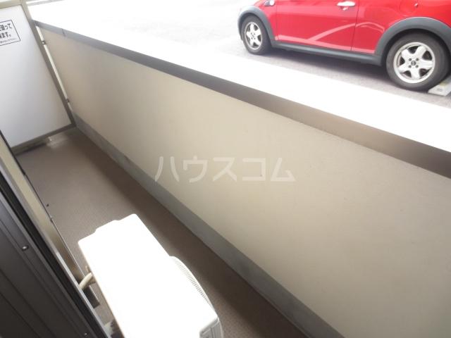 Nameki Mansion 101号室のバルコニー