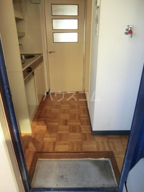 ハイツフリーダムⅠ 121号室のバルコニー
