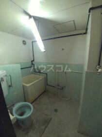 林マンション 203号室の風呂