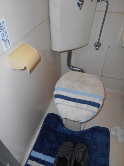 今氏ビル 201号室のトイレ