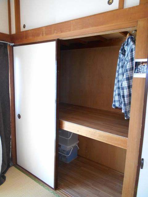 今氏ビル 201号室の収納