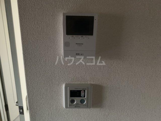 コットンハイム 202号室のセキュリティ