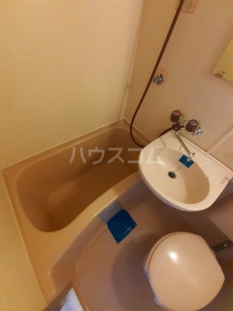 日神パレス桜台 504号室の風呂