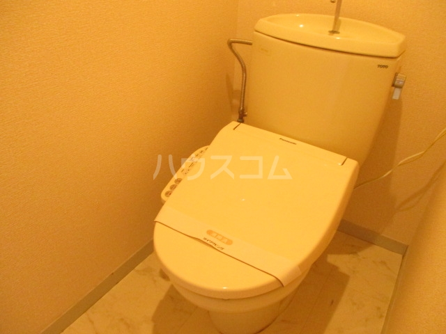 グランディール 壱番館 203号室のトイレ