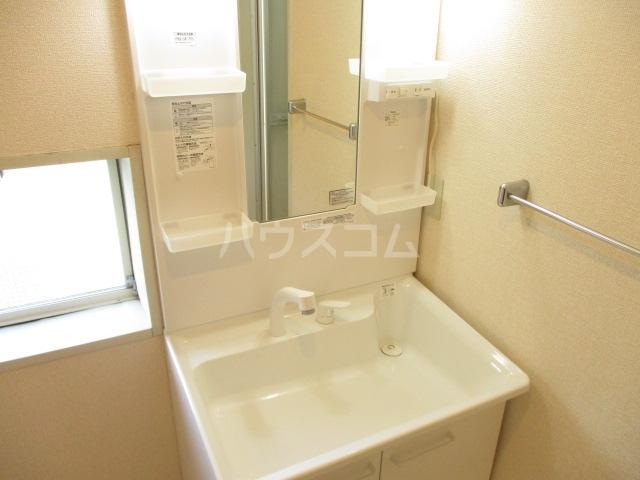 グランディール 壱番館 203号室の洗面所