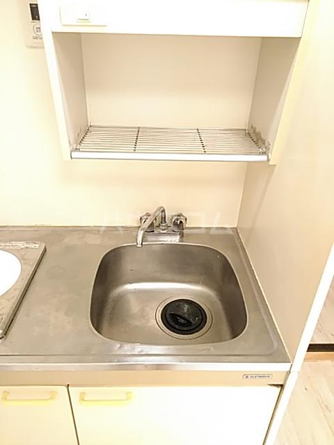 目白ガーデン 204号室のキッチン