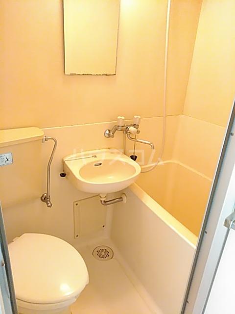 目白ガーデン 204号室の風呂