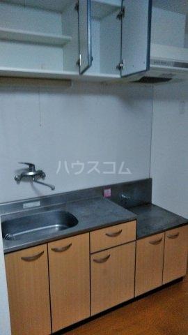 フェアリーランド 101号室のキッチン