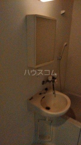 フェアリーランド 101号室の洗面所