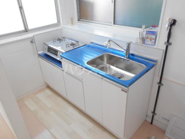 土支田4丁目貸家のキッチン