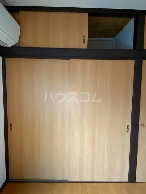 アネックスアカネ 202号室の収納