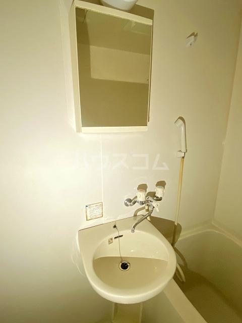アネックスアカネ 202号室の洗面所