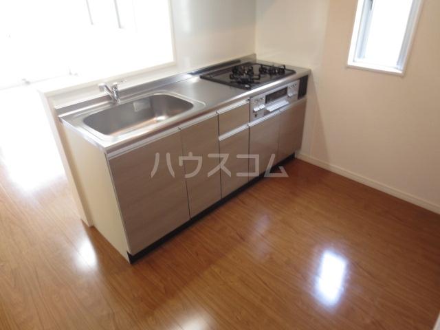 リブリ・貝塚 103号室のキッチン