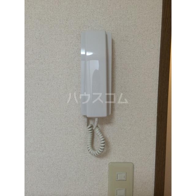 アムール小松 201号室のセキュリティ