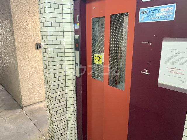 ジョイフル池袋要町 107号室の設備