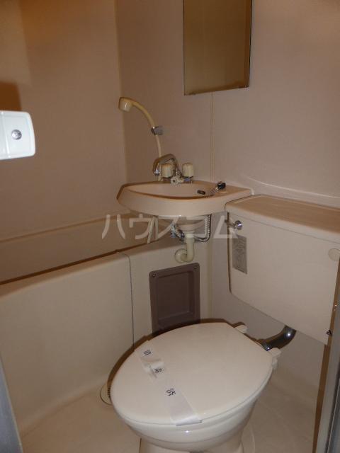 サンハイツ吉村 203号室のトイレ