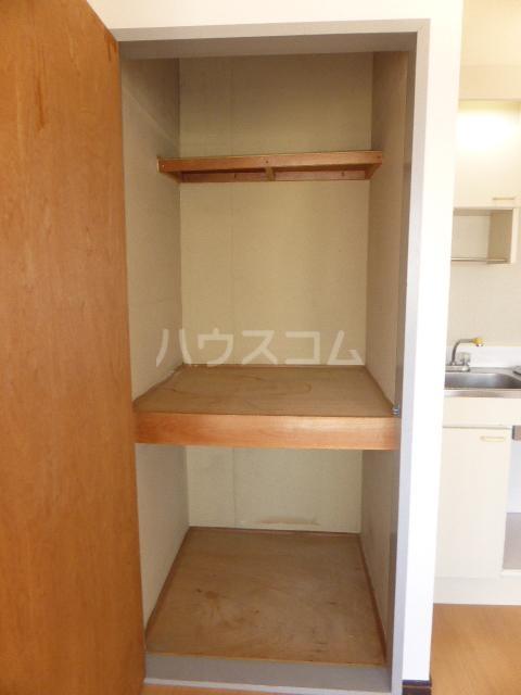 サンハイツ吉村 203号室の収納