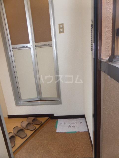 サンハイツ吉村 203号室の玄関